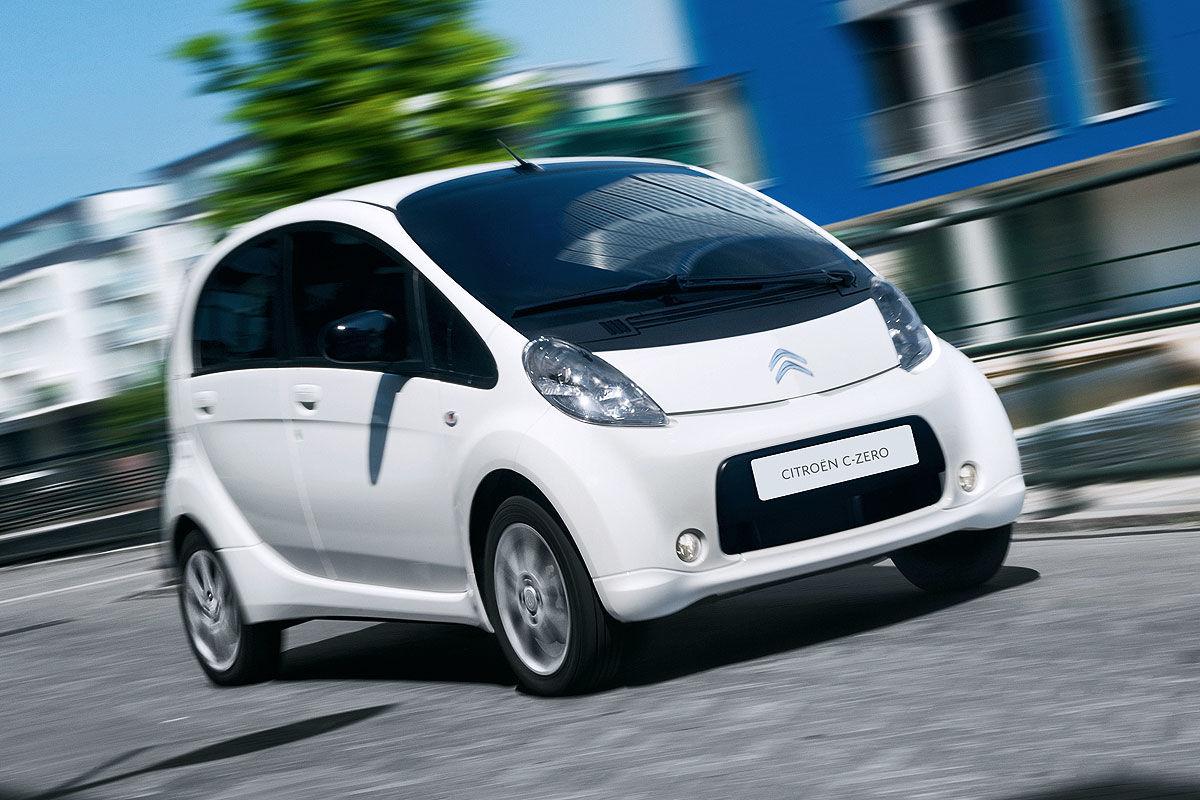 Renault Zoe und zehn Alternativen