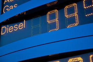 Diesel teilweise schon unter 1 Euro!