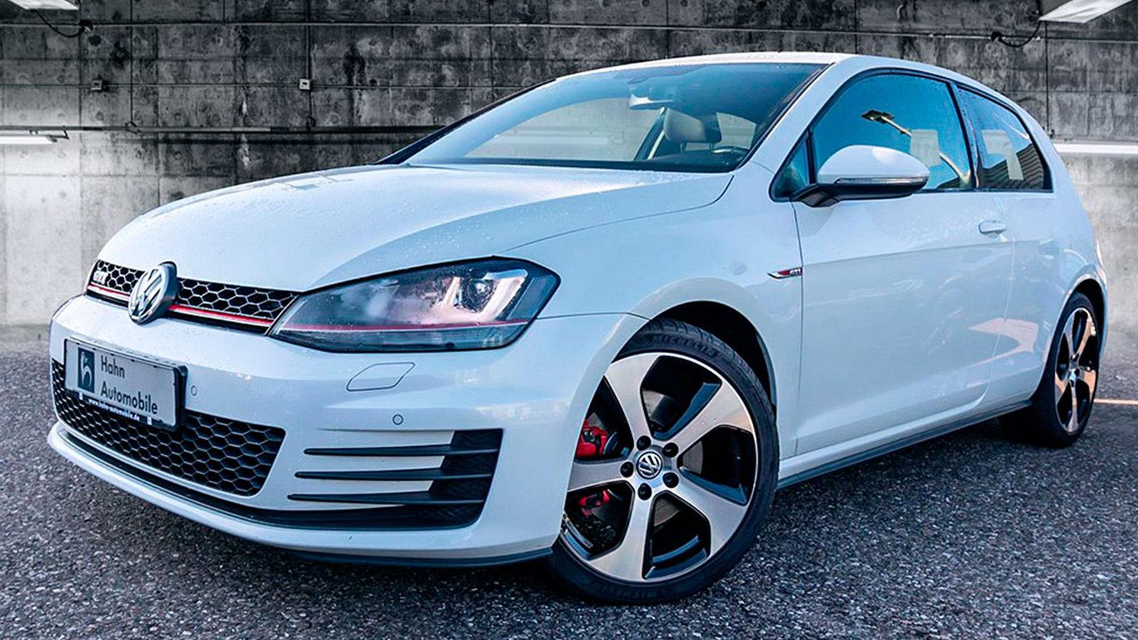 VW Golf 7 GTI (2014): Gebrauchtwagen - Preis - Daten ...