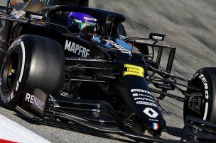 Neuer Mercedes-Motor sammelt Kilometer