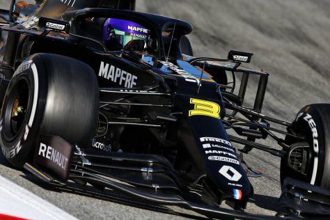 Formel 1: Ricciardo mit Test-Bestzeit, Mercedes mit neuem Motor - autobild.de