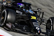 Formel 1: Ricciardo-Bestzeit zur Pause