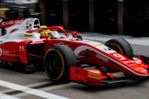 Formel 2: Schumi jr. Titelfavorit?