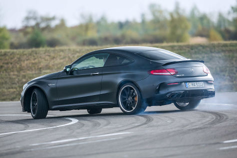Mercedes-AMG C 63 S Coupé: Preis, Versicherung, Steuern, Verbrauch