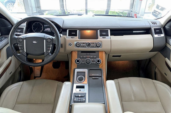 Günstiger Poser von Range Rover!