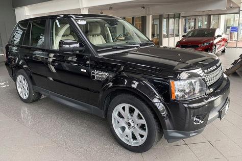 Range Rover Sport HSE (2012): Preis, kaufen, Ausstattung