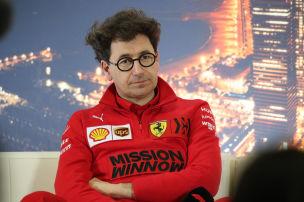 Binotto dementiert Ferrari-Bluff
