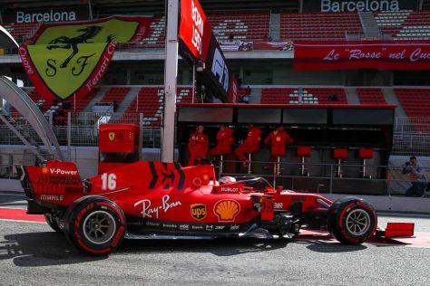 Formel 1 Fia Zeigt Auf Ferrari Motor Hat Vettels Team Betrogen Autobild De