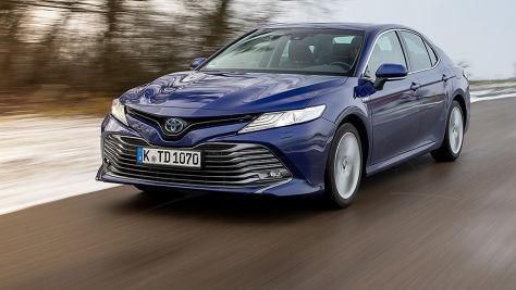 Toyota Camry: Kaufberatung