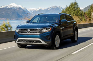 So f�hrt der VW Atlas Cross Sport