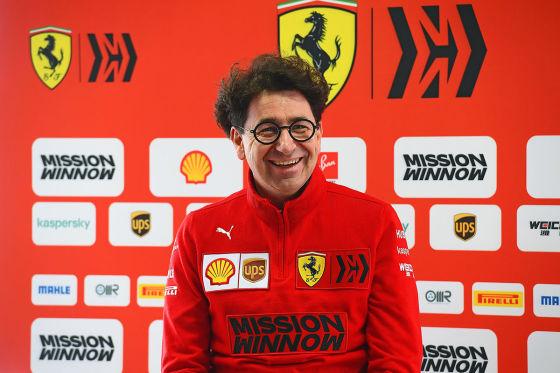Ferrari beim Test langsamer als 2019
