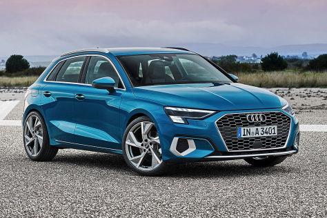 Audi Magazine cover image