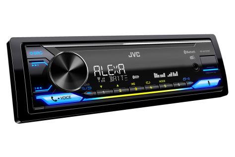Autoradios mit Alexa: JVC und Kenwood