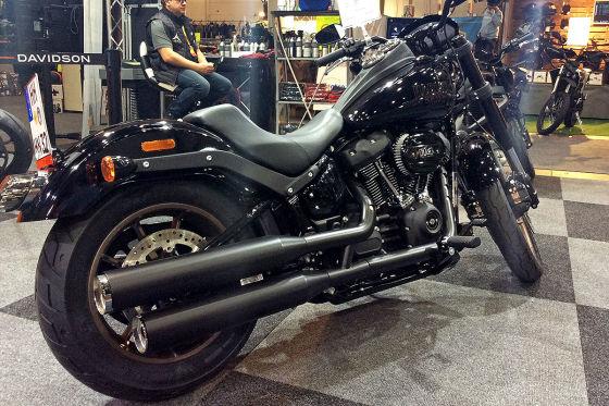 Harley-Davidson Low Rider S: Erster Eindruck