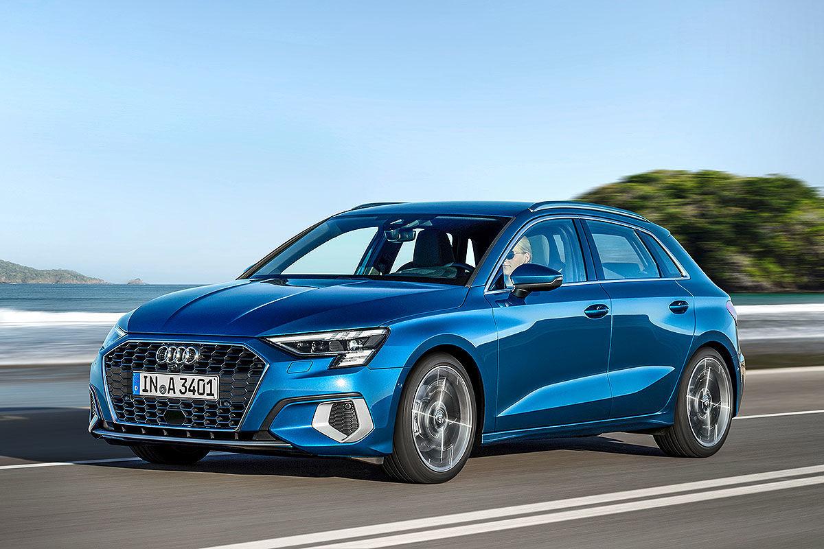 Das ist der neue Audi A3