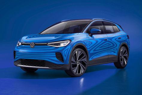 VW ID.4 (2020): Studie, Reichweite, Marktstart