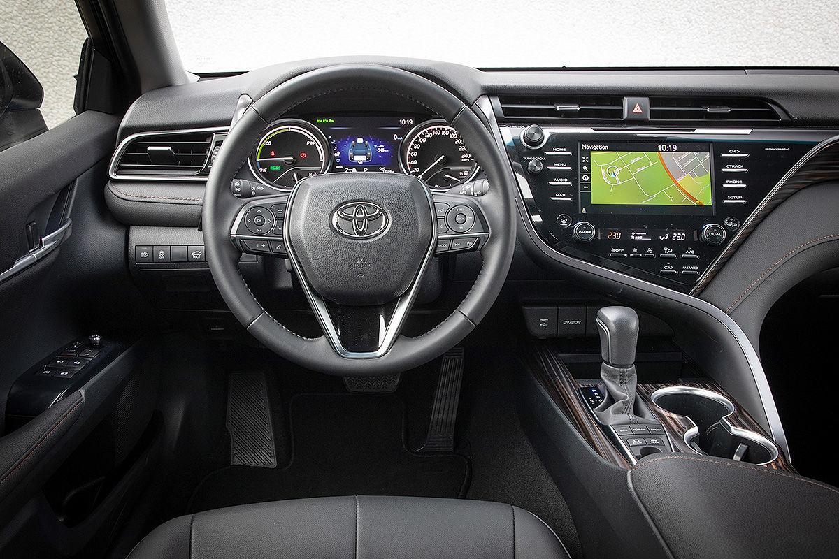 Kaufberatung Toyota Camry