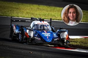 Fl�rsch startet in Le Mans!