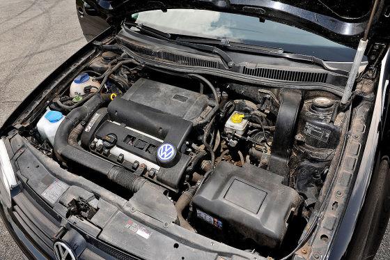 VW Golf 4: 1.4-Liter Benziner