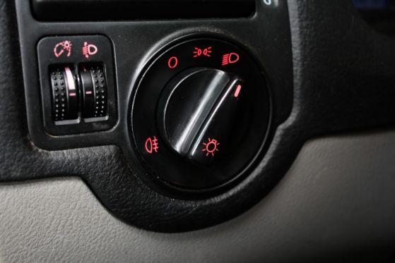 VW Golf 4: Lichtschalter