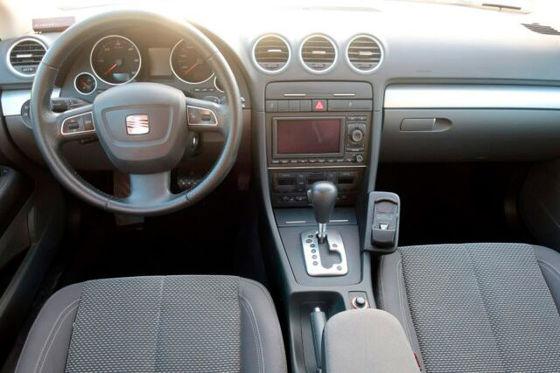 Audi-Feeling zum Seat-Preis