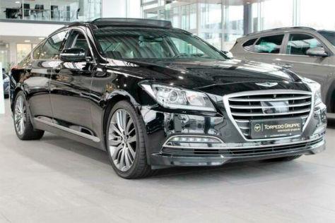 Hyundai Genesis (2014): 3.8, Preis, Limousine, kaufen, Test