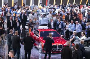 Verschwindet das BMW-Logo zur IAA?