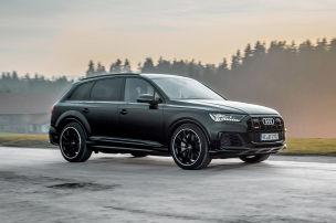 Abt Audi SQ7 TDI: Fahrbericht
