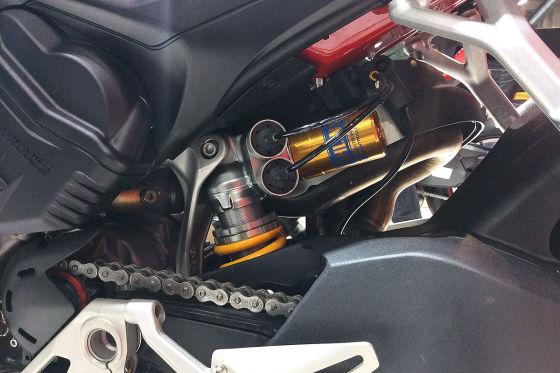 Ducati Streetfighter V4 S: Erster Eindruck