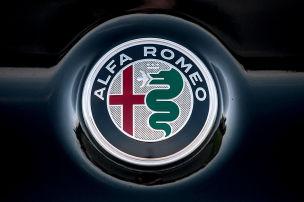 Das soll der Drache im Alfa-Logo