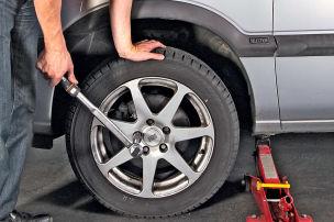 Fehler beim Reifenwechsel
