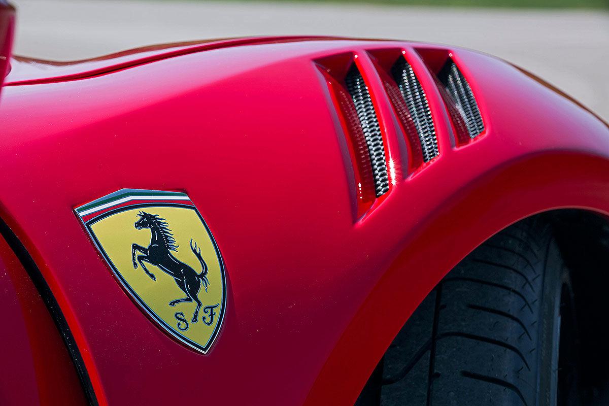 Bildergalerie: Italienische Auto-Logos