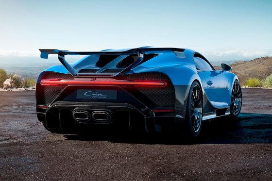 Bugatti Divo vs. Chiron Pur Sport
