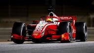 Formel 2: Sechster bei Tests
