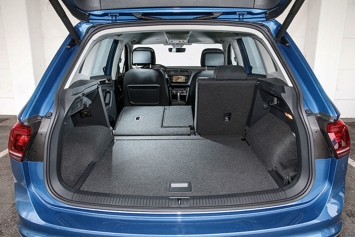 VW Tiguan im 150.000-Kilometer-Dauertest
