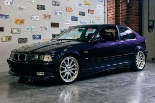 Irrer BMW 3er Compact mit 4,7 Liter V8!