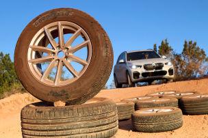 SUV-Sommerreifen im Test