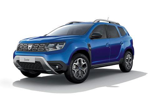 Dacia Duster/Sandero (2020): Sondermodell Celebration