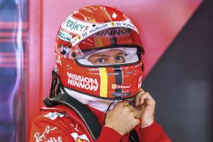 Vettel-Helmdesigns wieder erlaubt