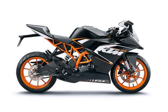 125er: Motorräder für Autofahrer, Teil 2