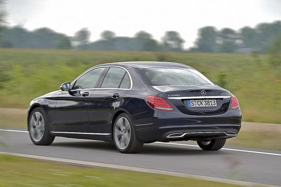 Mercedes C-Klasse (W 205): Gebrauchtwagen