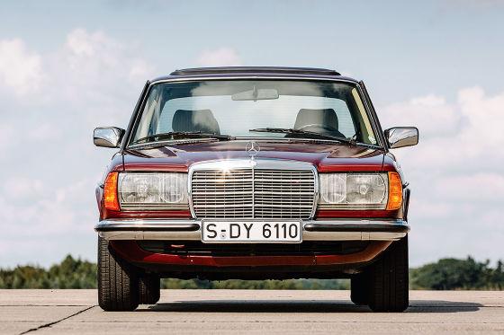 80er-Limousinen mit viel Dampf!