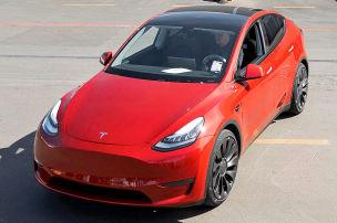 Tesla Model Y: Der einmillionste Tesla