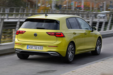 leasing neuer vw golf 8 f r 119 euro netto