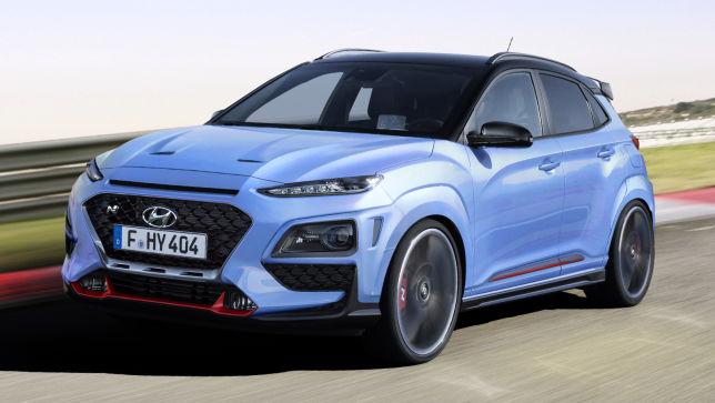 Hyundai Kona N mit 275 PS?