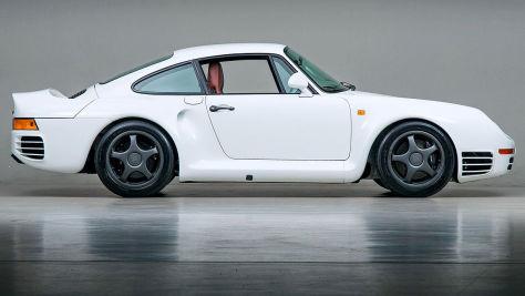 Porsche 959 Tuning von Canepa