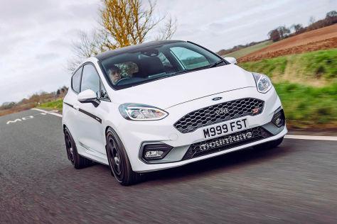 Ford Fiesta ST Tuning: Mountune Leistungs-Upgrade