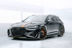 Audi RS 6 Tuning: Mansory