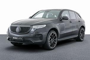 Mercedes EQC Tuning: Brabus Upgrade