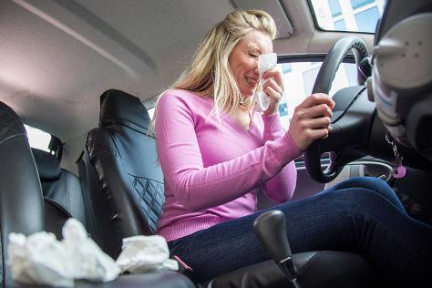 Coronavirus: Schutz im Auto